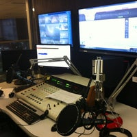 Photo taken at CCR FM 107.5 Nova Dutra by Ana Amelia A. on 8/14/2013