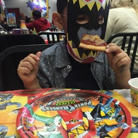 Photo taken at Chuck E. Cheese's by Mario R. on 12/13/2015
