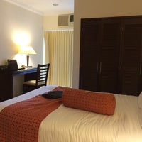 Photo taken at Hotel Bonampak by Distribuidora E. on 5/7/2014