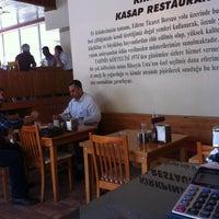 Photo taken at Kırkpınar Kasap Restaurant by Sibel on 6/11/2013
