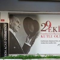 Photo taken at Tekin Acar Kozmetik by Ilknur on 10/29/2013