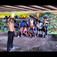 Photo taken at Parque Mirador Sur by Reymond C. on 7/17/2013