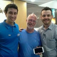 Photo taken at Samsung by Vilmar Dias d. on 4/16/2014