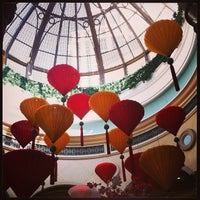 Photo taken at The Palazzo Resort Hotel & Casino by Debra R. on 2/16/2013