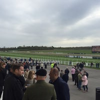 Photo taken at Lingfield Park Racecourse by Danko on 5/1/2015