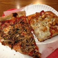 Photo taken at New York Pizza Suprema by Ali A. on 4/23/2013