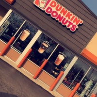 Photo taken at Dunkin' Donuts by Alexia G. on 1/1/2016