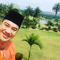 Photo taken at Bukit Jawi Golf Resort by Chef Z. on 2/10/2016
