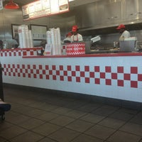 Photo taken at Five Guys by Eileen M. on 6/20/2013