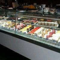 Photo taken at Lila Körte Cafe by Milán B. on 9/27/2012