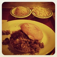 Photo taken at Joe's Real BBQ by sean d. on 9/19/2012