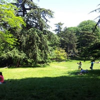 Photo taken at Parc Montsouris by Florent M. on 6/7/2013