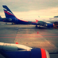 Photo taken at Terminal D by Alexey D. on 9/30/2013
