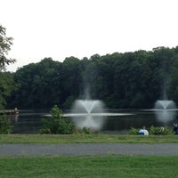 Photo taken at Echo Lake Park by Jeanna H. on 8/10/2014
