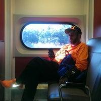 Photo taken at SEPTA Eddington Station by Nolan H. on 6/16/2014