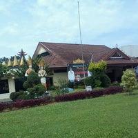 Photo taken at Bandara Radin Inten II Lampung Selatan (TKG) by Asri K. on 1/20/2013