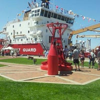 Photo taken at Grand Haven Coast Guard Festival by Kelsey F. on 8/2/2013