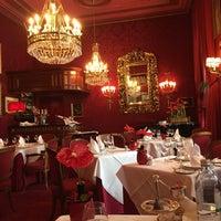 Photo taken at Restaurant Rote Bar by Karina P. on 5/18/2015