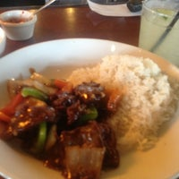 Photo taken at P.F. Chang's by Clos Z. on 7/26/2013