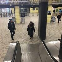 Photo taken at Finch Subway Station by Вадим (Даниэль) on 3/14/2016