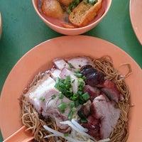 Photo taken at KLIA Fei Lou Wan Tan Mee by TJ H. on 2/16/2016