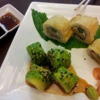 Photo taken at Shogun Sushi by David A. on 4/26/2012