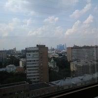 "Photo taken at ОАО ""МКБ ""Компас"" by Sasha on 7/5/2013"