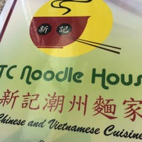 Photo taken at TC Noodle House by Lahn B. on 7/4/2014
