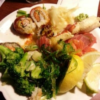 Photo taken at Jasmine Tokyo Asian Buffet by Dima H. on 1/9/2013