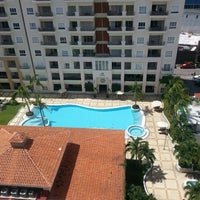 Photo taken at One Hoteles by Cesar V. on 9/13/2014