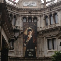Photo taken at Museu de Cera de Barcelona by Jade N. on 7/19/2013