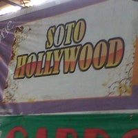 Photo taken at Soto Hollywood by Teguh P. on 9/1/2013