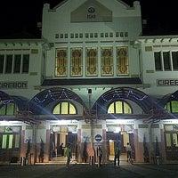 Photo taken at Stasiun Cirebon Kejaksan by vilma m. on 11/10/2012