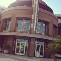 Photo taken at Chapman University - Dodge College of Film and Media Arts by Petr H. on 8/27/2013