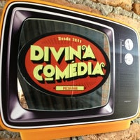 Photo taken at Divina Comédia Pizza Bar by Gerência D. on 6/7/2013