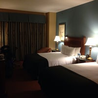 Photo taken at Inn at The Colonnade Baltimore - A DoubleTree by Hilton Hotel by Larry M. on 3/29/2014