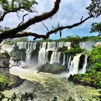 Photo taken at Iguazu Falls by Philip H. on 10/20/2012