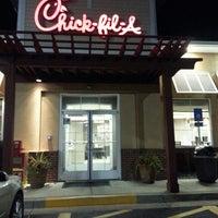 Photo taken at Chick-fil-A by Amanda W. on 8/28/2013