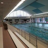 Photo taken at Zwembad Sportfondsenbad Nijmegen-West by Astrid v. on 8/14/2013
