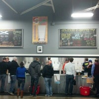 Photo taken at Sun King Brewing Co. by Jim M. on 12/7/2012