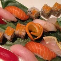 Photo taken at Osaka Sushi by Reginald G. on 12/25/2012
