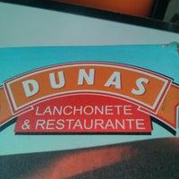 Photo taken at Dunas Bar e Restaurante by Raul P. on 8/29/2014