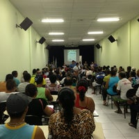 Photo taken at Unit - Universidade Tiradentes by Daniele A. on 5/20/2013
