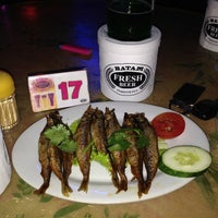 Photo taken at Batam Fresh Beer by martan a. on 10/25/2013