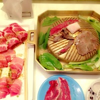 Photo taken at Seoul Grill by Sukishi (โซลกริลล์) by Nattakun C. on 9/8/2013