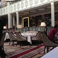 Photo taken at The Lanesborough, a St. Regis Hotel by MaGiC K. on 6/14/2013
