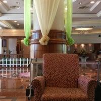 Photo taken at Grand Dorsett Labuan Hotel by Dien A. on 7/8/2013