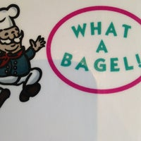 Photo taken at What A Bagel by Jessie S. on 6/17/2013