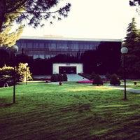 Photo taken at IESE Business School by Juan Cruz L. on 5/11/2013