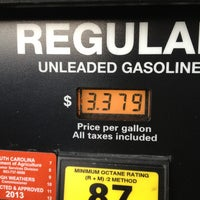 Photo taken at Costco Gasoline by James M. on 3/29/2013